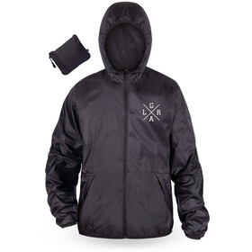 Loose Riders Windbreaker Men, black